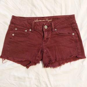 AE Denim Shorts